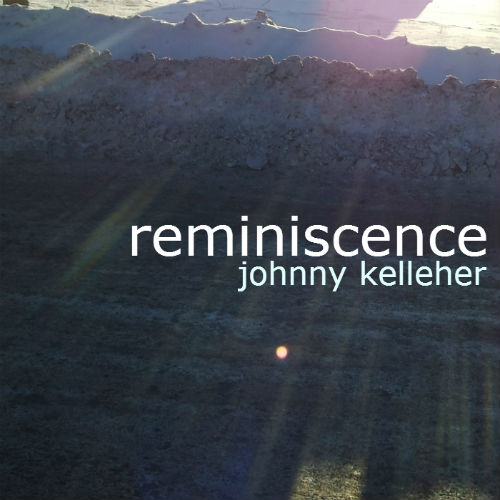 record cover for Reminiscence, a piece for piano